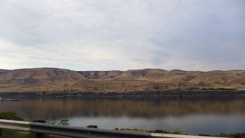 Columbia River Gorge, Oregon, 2015.