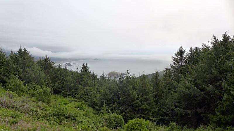 Cape Sebastian State Park, Oregon, 2015.