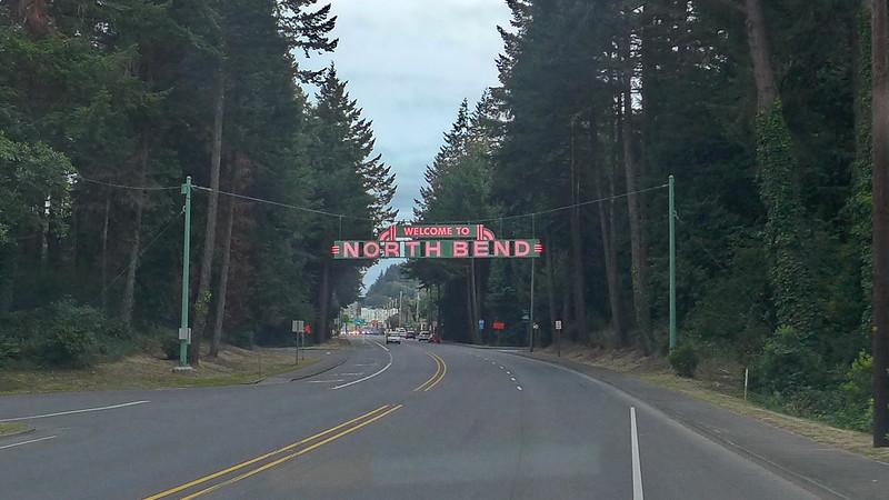 North Bend, Oregon, 2015.