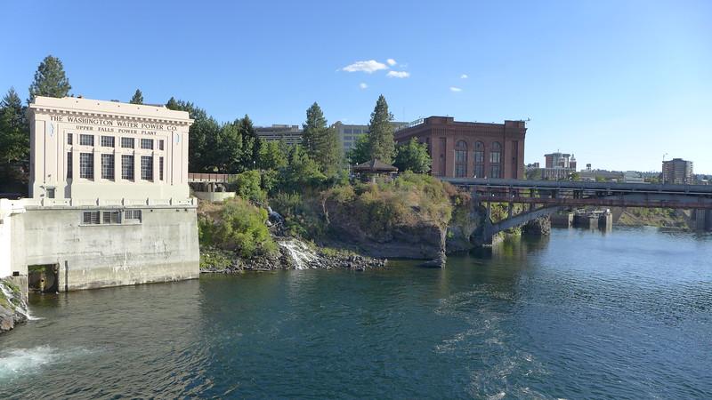 Riverfront Park, Spokane, 2015.