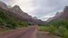 Highway 9, Zion National Park, Utah , 2013.