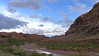 We're headed towards the very northeast tip of Lake Powell, through a beautiful narrow red canyon
