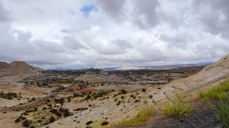 Utah Highway 12 Near Old Sheffield Road Utah SR 12, 2013.