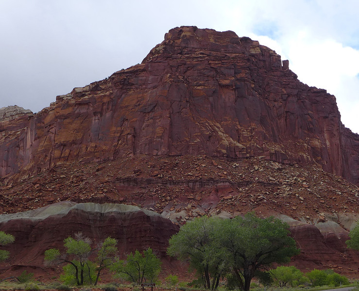 Capital Reef National Monument, 2013.