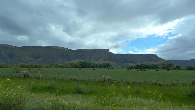 Utah SR 24, 2013.