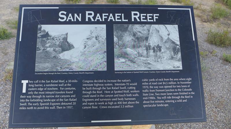 San Rafael Reef, Utah, 2013.