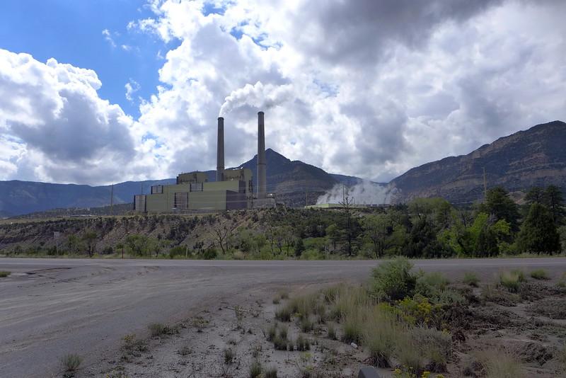 Huntington Canyon, Utah, 2013.
