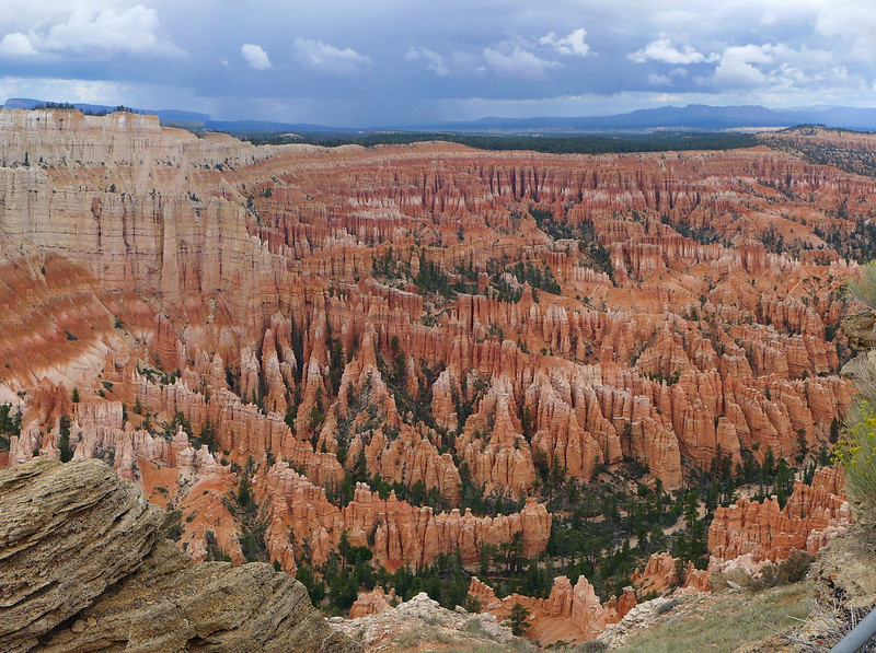 At Bryce Canyon, Utah , 2013.