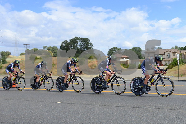 ATOC 2016 Women's Team Time Trial