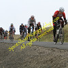 Ronde van Palouse 2013 riders start in strong wind and snow flurries.