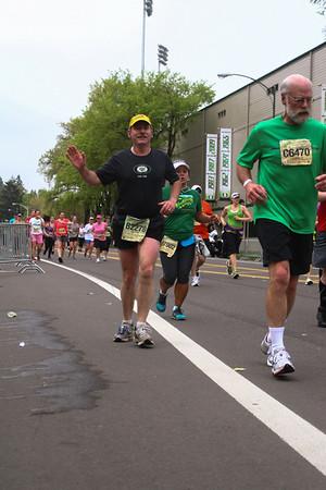 Eugene Marathon 2012