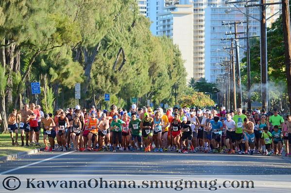 Aloha State Games 10k - 2014