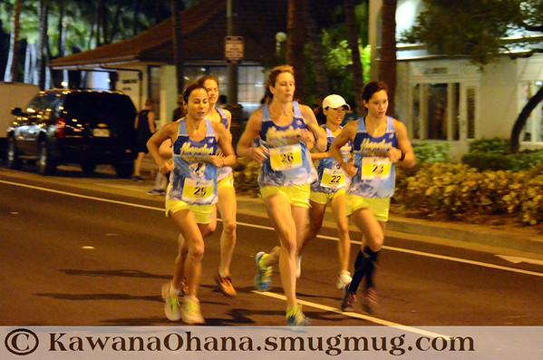 Hapalua 2014 Half Marathon
