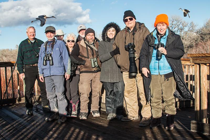 Darryl, Dwight, Linda, Karen, Robert, Tim, Lois, Jim, Judy