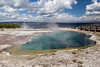 Abyss Pool at West Thumb Geyser by Rod Kitchin