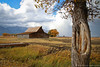 Mormon Row Barn - photo by  Stephanie Albanese
