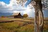 Mormon Row Barn - photo by  Stephanie Albanese