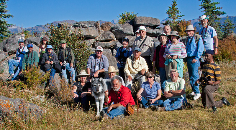 The Group at the Earthfire Institute