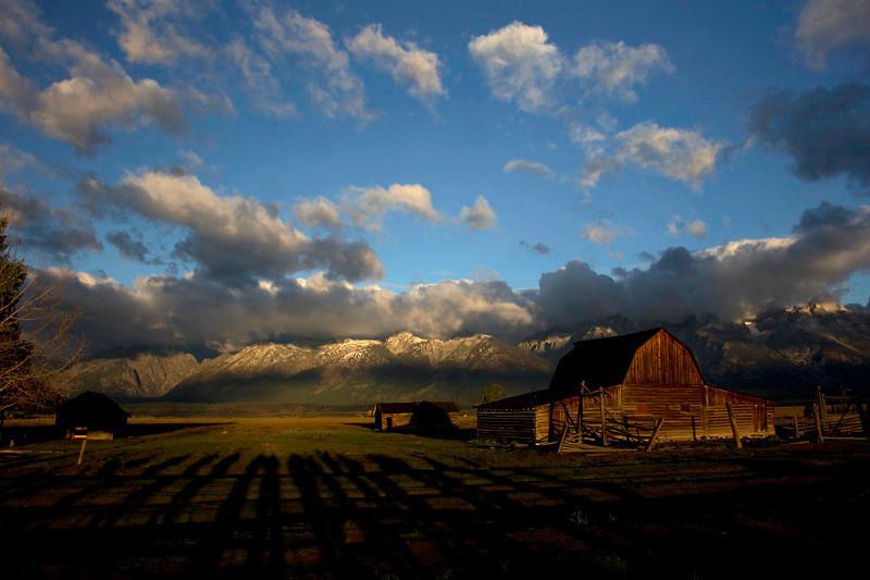 Mormon Shadows by Alan Weinberg