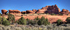 Canyonlands (Needles) Nat'l Park Utah Panorama    by   Les Frair