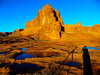 Arches National Park, La Sal Viewpoint, by Karen Frair, Monday, October 15, 2012