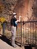 Our Fearless Leader, Canyonlands National Park, Newspaper Rock, by Karen Frair, October 18, 2012