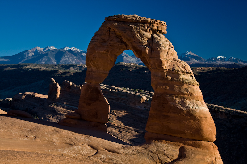 Delicate Arch ~ Janell Huffman