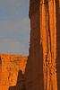 Fisher Towers Rappel Photo by Jean Amundsen