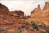Desert Scenery  by Dennis Hensche