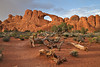 Skyline Arch, Arches National Park, Utah, USA, North America