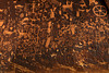 Newspaper Rock panorama by Dave Milne