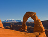 Delicate Arch by Larry Petersen