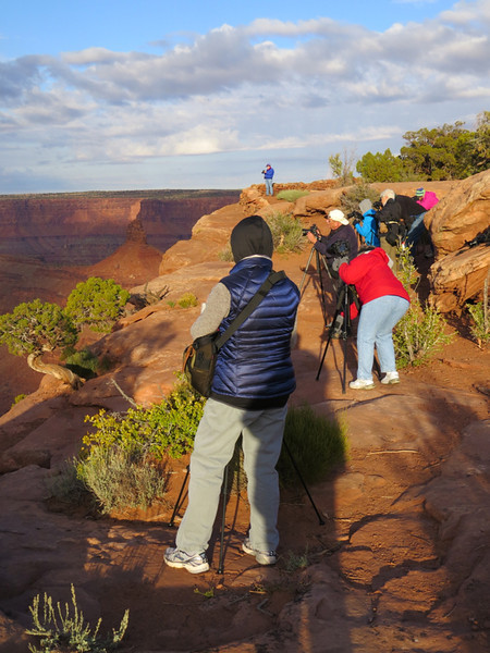 Dead Horse Point State Park by Dorothy Hawley