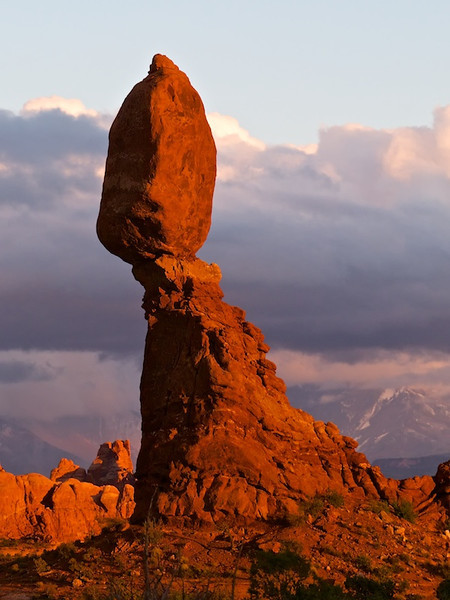Balanced Rock photo by Lucy Reckleff