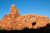 Photographers at Turret Arch, Arches National Park, Utah