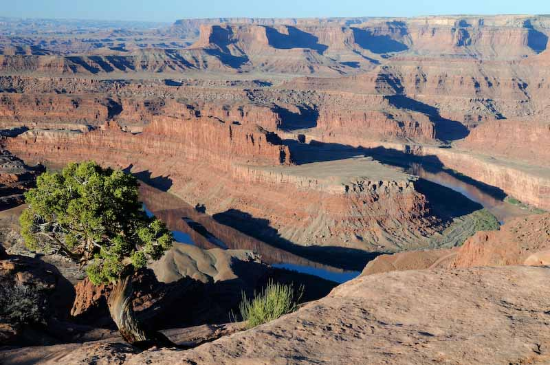 Dead Horse Point photo by Bruce Schoppe