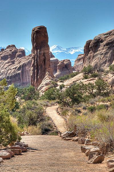 """""""Follow the Trail"""" by W. John Palmer"""