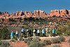 Photographing, Needles District, Canyonlands National Park, Utah 0056