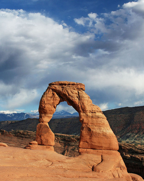 Delicate Arch - Photo by Robert Bladow