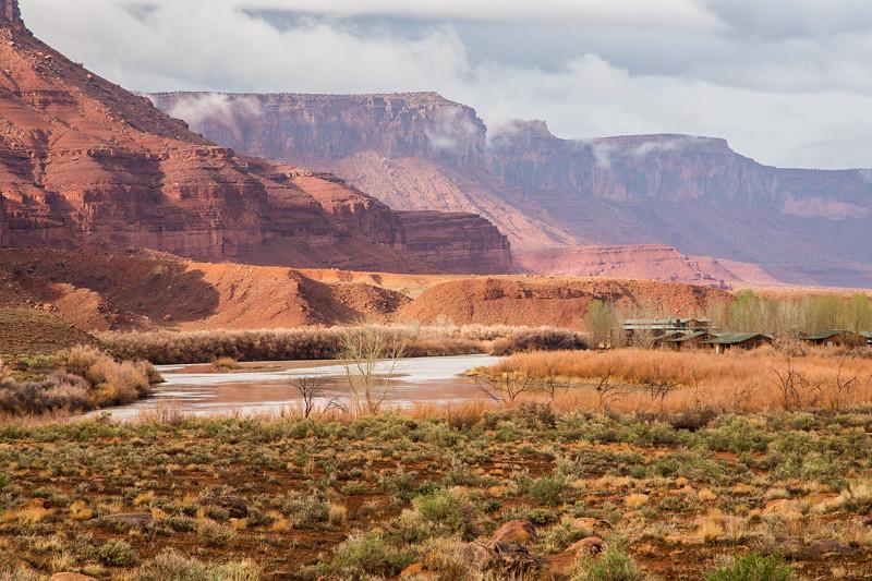 Colorado River by Rob Wareham
