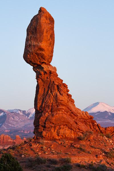 Balanced Rock by Rob Wareham