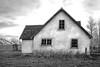 Morman Row Homestead  by Neil Marcus