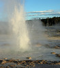 Sawmill Geyser, Yellowstone, by Karen Geisel