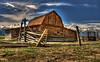 Mormon Barn - Doug Farrell