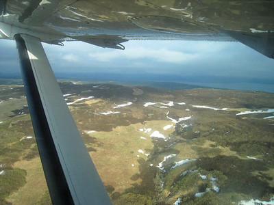 Homer to Anchorag Flight