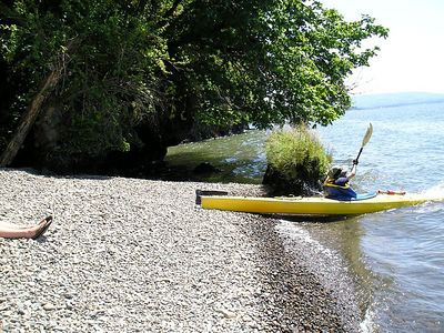 Columbia River Kayak B 296