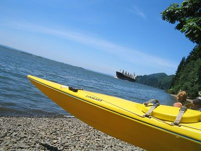 Columbia River Kayak B 291