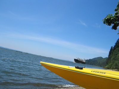 Columbia River Kayak B 290