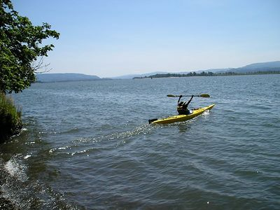 Columbia River Kayak B 297