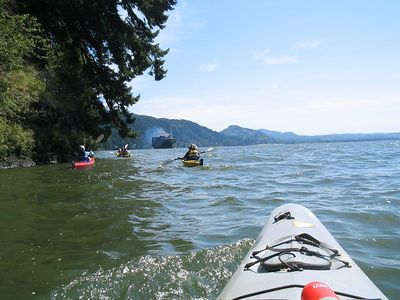 Columbia River Kayak B 281